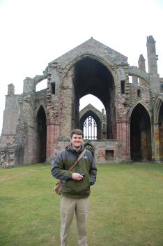 Tyler and Melrose Abbey