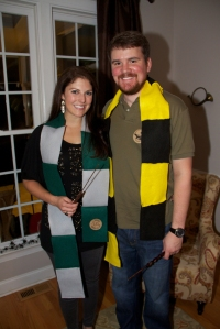 My Hufflepuff man!