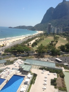 Another view in Rio