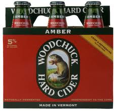 Woodchuck Cider, yum..