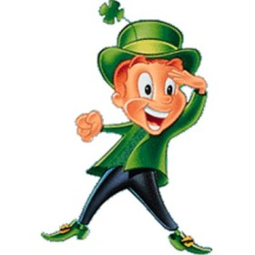 Where oh where are me lucky charms?