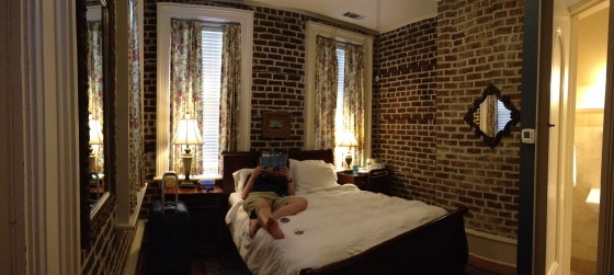How cute is our room!