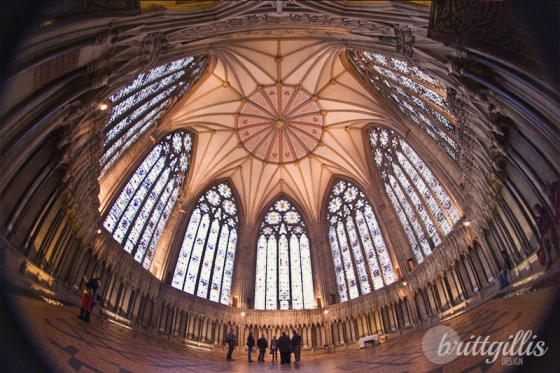 Yorkminster Cathedral, York, England