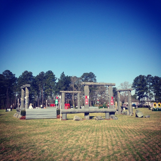 Stonehenge Complex at Carolina International, PC: Everything Eventing