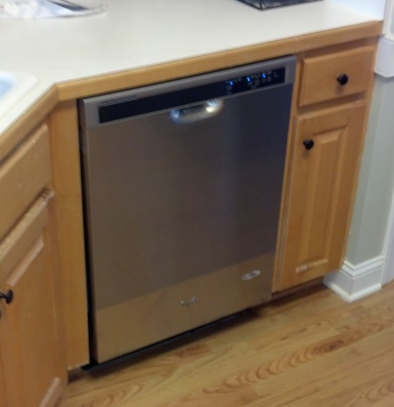 Hooray new appliances!