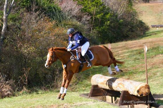 J and the VHT Trakehner / PC: Brant Gamma Photos