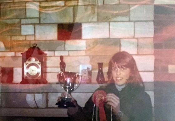 Mum trophy