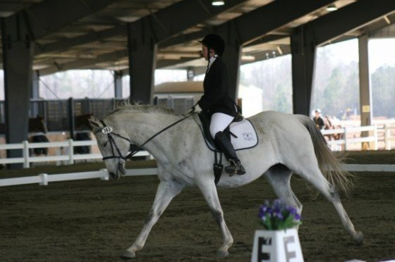 Competing in IDA at St. Andrew's circa 2007 (someone fix my helmet please!)