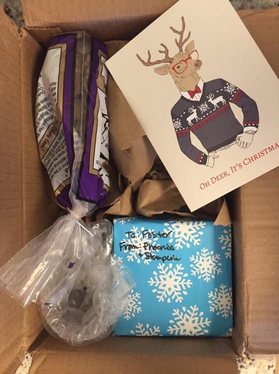 Secret Santa gift