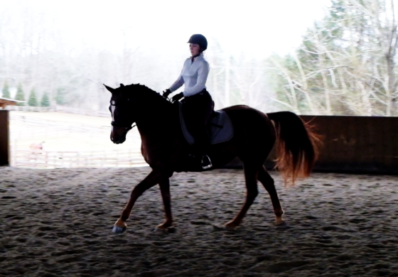 Talking + Riding = Derp face
